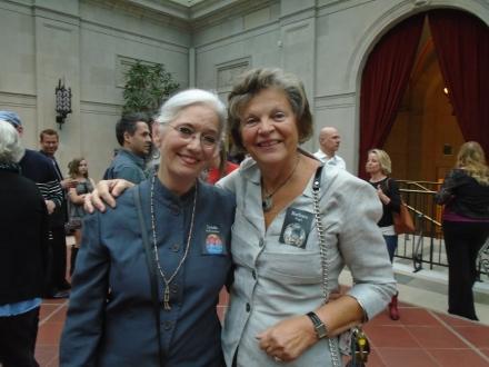 Lynda McClanahan & Barb Vogel